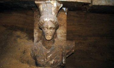 Σοκ και δέος από τη νέα αποκάλυψη για την Αμφίπολη