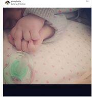 Σίσσυ Φειδά: Η «τρυφερή» φωτό της κόρης της στο instagram