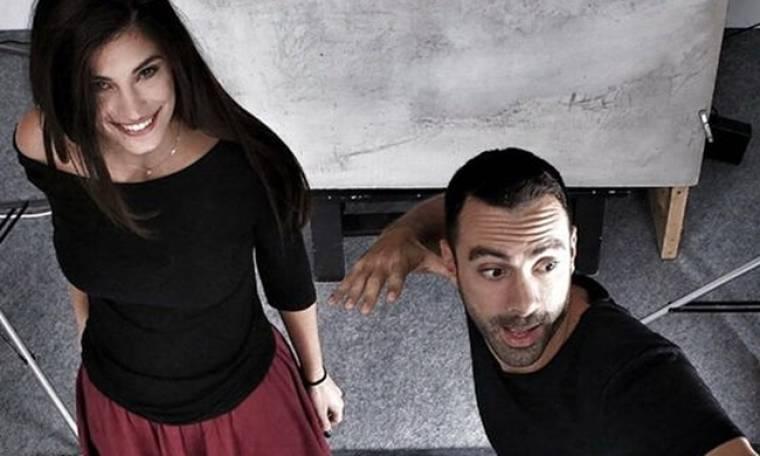 Σάκης Τανιμανίδης-Χριστίνα Μπόμπα: Παντού μαζί (φωτο)