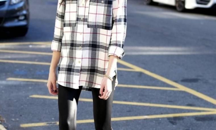 15 τρόποι να φορέσεις ένα κολάν με στυλ έξω από το γυμναστήριο