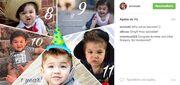 Τα πρώτα γενέθλια για τον γιο Ελληνίδας τραγουδίστριας (φωτο)