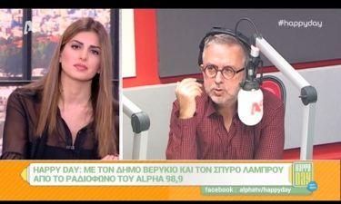 Δήμος Βερύκιος: «Η Μαριέττα Γιαννάκου και η Έλενα Ακρίτα θα ήταν κατάλληλες για το ΕΣΡ»