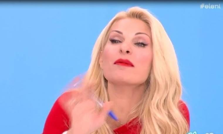 Η Ελένη μάλωσε συνεργάτη της on air για την κουβέντα που ξεστόμισε