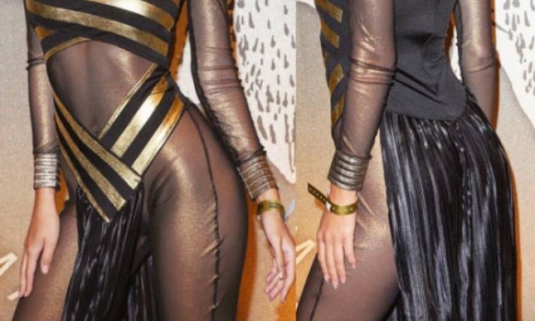 «Αναστέναξε» και το χαλί με την sexy Emily Ratajkowski