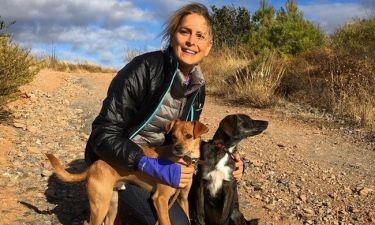 Νικόλαος-Τατιάνα: Υιοθέτησαν ένα αδέσποτο σκυλάκι