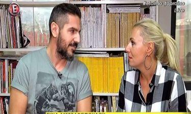 Τίνα Μεσσαροπούλου: Όλα όσα είπε για τα τηλεοπτικά πρόσωπα