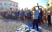 Στέφανος Κωνσταντινίδης: Στη Ρόδο για το τρίαθλο ολυμπιακών διαδρομών
