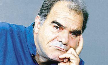 Γιάννης Μποσταντζόγλου: «Δεν σηκώνω τσαμπουκάδες 45 χρόνια στο σανίδι»