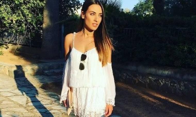 Τζώρτζια Παναγή: «Είμαι άτομο χαμηλών τόνων και δεν θέλω να προκαλώ»