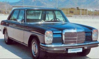Δεν θα πιστεύετε ποιος πήρε την Mercedes του Ωνάση!