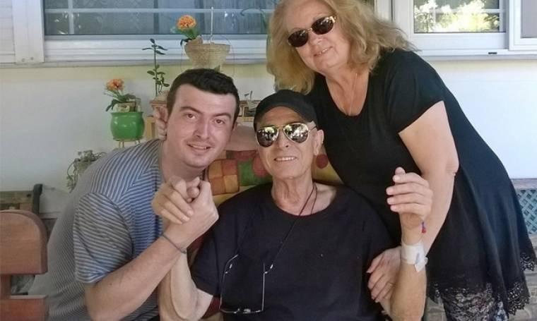 Οι τελευταίες φωτογραφίες του Γιώργου Βασίλειου με την οικογένεια του