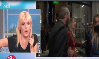 Η Ηλιάκη αρνήθηκε να μιλήσει στην κάμερα του «Πρωινό» και η Σταμάτη έσταξε δηλητήριο