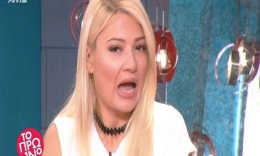 Φαίη Σκορδά: «Σας παρακαλώ πολύ... Έχω ψυχολογικά τραύματα από τη γιαγιά μου, έκλαιγα»