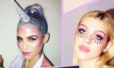 Halloween 2016: Κάναμε zoom στα καλύτερα makeup looks των stars!
