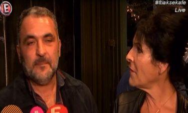 Συνέβη κι αυτό! Ο σύντροφος της Βόσσου μιλά με τρυφερά λόγια και εκείνη τον κατσαδιάζει on camera!