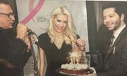 Happy birthday Ελένη!  Η τούρτα έκπληξη και η απουσία του Ματέο