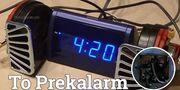 Έφτιαξαν ξυπνητήρι με τη φωνή του Πρέκα
