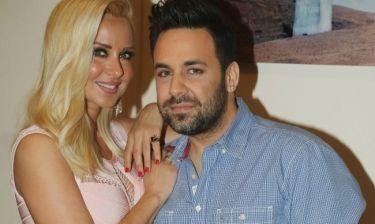 Γιώργος Γιαννιάς: Η τρυφερή φωτογραφία με την εγκυμονούσα σύζυγό του, Ελευθερία Παντελιδάκη