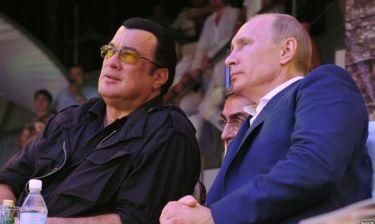 Ο Steven Seagal πήρε… ρωσική υπηκοότητα!