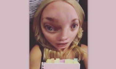 Το απολαυστικό βίντεο της Μακρυπούλια στο Instagram