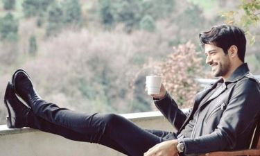 Burak Ozcivit: «Έχουμε πολλά κοινά χαρακτηριστικά σαν λαοί»