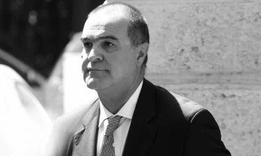 Ανδρέας Βγενόπουλος: Σε στενό οικογενειακό κύκλο η κηδεία