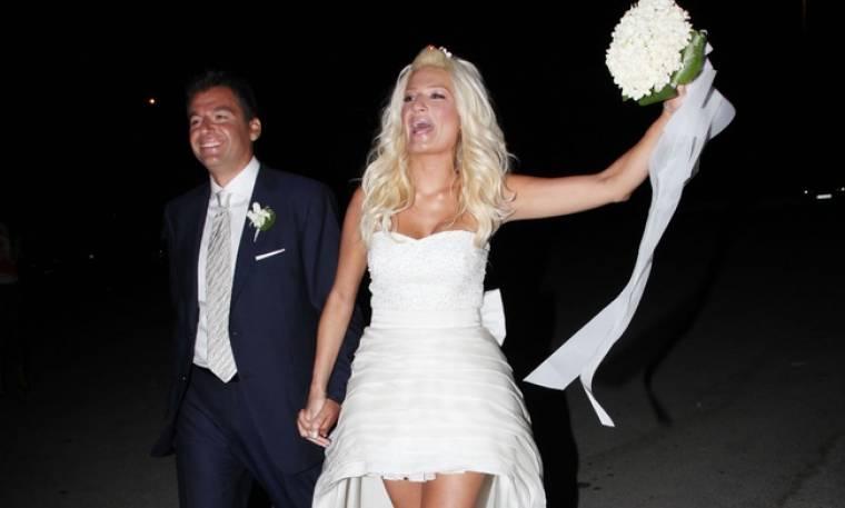 Φαίη Σκορδά - Γιώργος Λιάγκας: Από τον λαμπερό γάμο...στο διαζύγιο 6 χρόνια αργότερα