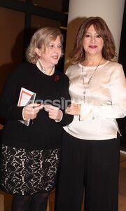 Η Μαρία Χούκλη παρουσίασε το πρώτο της βιβλίο