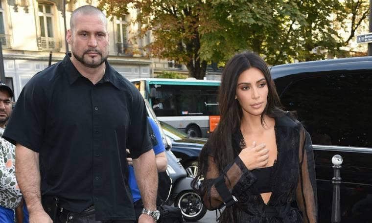 Kim Kardashian: Απέλυσε τον σωματοφύλακά της