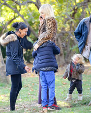 Cate Blanchett: Τρυφερές στιγμές με τα παιδιά της