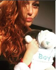 Σίσσυ Χρηστίδου: Η συγκινητική φωτογραφία για την γιορτή του γιου της