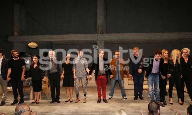 Επίσημη πρεμιέρα για τη παράσταση «Δεύτερη φωνή»
