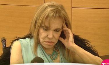 Μαίρη Χρονόπουλου: «Μουντζώνω την τηλεόραση»