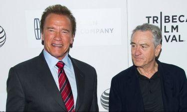 O DeNiro αρνήθηκε να φωτογραφηθεί με τον Schwarzenegger! Ο λόγος;