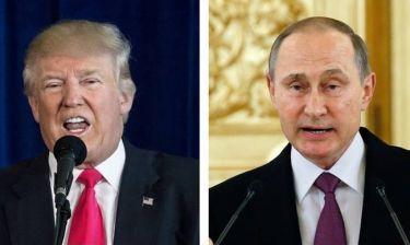 Πούτιν σε Τραμπ: Το λάθος δεν είναι δικό μας, αλλά η Ρωσία επιθυμεί αποκατάσταση των σχέσεων