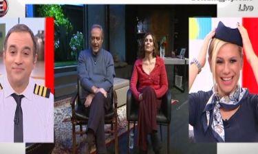 Η αποκάλυψη του Βαλτινού για τον Κατσούλη on air