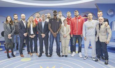 Ο ΟΠΑΠ ενώνει τις ομάδες μπάσκετ για καλό σκοπό!