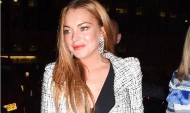 Πάρτι για… «γερά» πορτοφόλια στο Club της Lohan