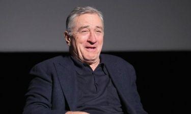 De Niro: Αμοιβή 765.000 ευρώ για κάθε επεισόδιο της νέας σειράς που πρωταγωνιστεί!