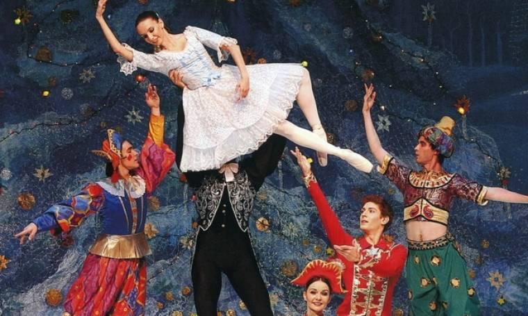 Η πιο συγκινητική ιστορία του κλασικού μπαλέτου ζωντανεύει στο Μέγαρο Μουσικής Αθηνών