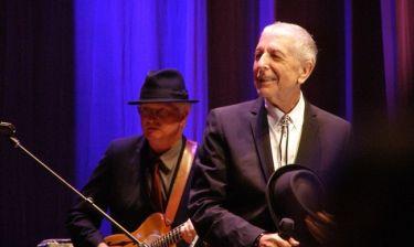 Θλίψη: «Έφυγε» από τη ζωή o Leonard Cohen