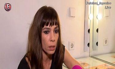 Μυρτώ Αλικάκη: «Δεν μπορώ να προσκυνήσω καμία εικόνα»