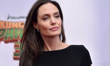 Για πρώτη φορά η Angelina Jolie σπάει την σιωπή της για το διαζύγιο με τον Brad Pitt
