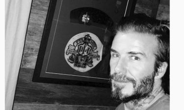 Ο David Beckham θυμάται τον… παππού του