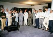 Καλημέρης: Η φωτογραφία «ντοκουμέντο» από το ξεκίνημα του Mega πριν από 27 χρόνια!