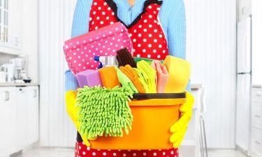 Δείτε πόσες θερμίδες θα κάψετε κάνοντας τις δουλειές του σπιτιού! (πίνακας)