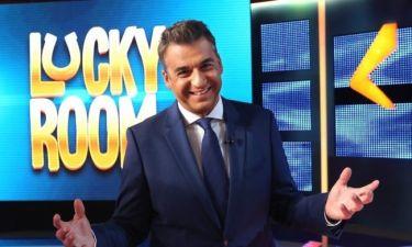 Γιώργος Λιάγκας: Δείτε την πρεμιέρα του «Lucky Room»