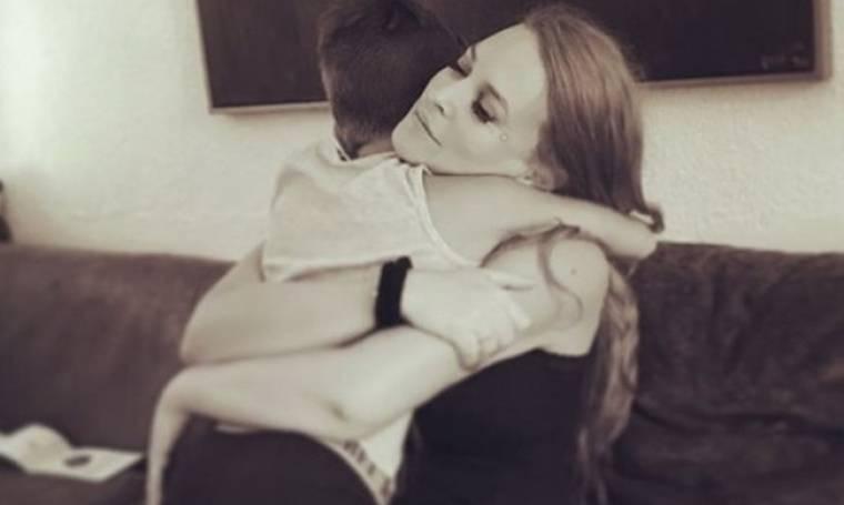 Σίσσυ Χρηστίδου: Η τρυφερή  φωτογραφία με τον γιο της και το μήνυμα για τη γιορτή του