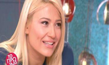 Η Φαίη Σκορδά αποκάλυψε τον επικείμενο γάμο Έλληνα ηθοποιού