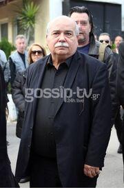 Το τελευταίο «αντίο» στον δημοσιογράφο Γιώργο Γεωργιάδη